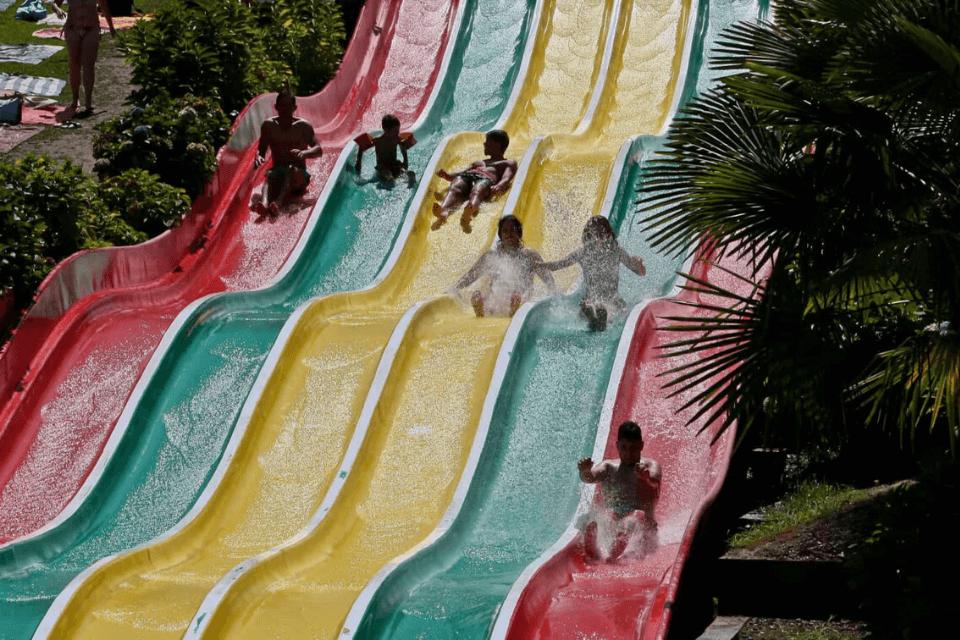 Parque Aquático de Amarante abre amanhã mas com lotação limitada